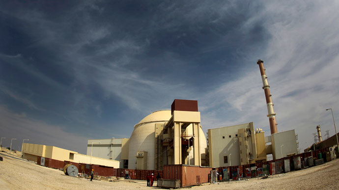 A general view of the Bushehr nuclear power plant.(Reuters / Mohammad Babaie)