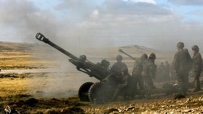 Falklands dispute: Argentina accuses UK of 'defiance' of anti-nuke treaty