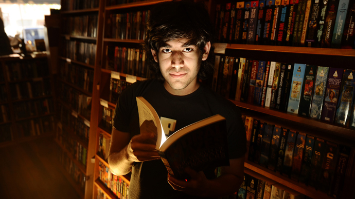 DOJ 'admits' to targeting Aaron Swartz over his activism