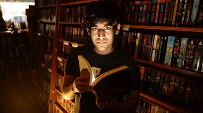 Video that led to Aaron Swartz's arrest released