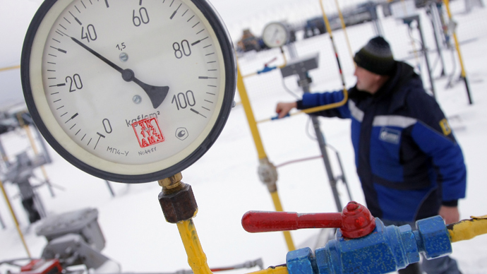 Ukraine to cut Russian gas import almost twofold in 2013