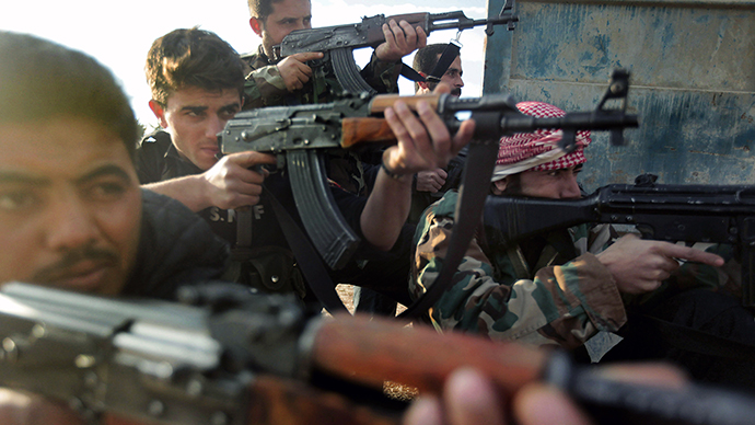 US, EU may start training and equipping Syrian rebels