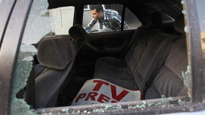 Gaza blackout: Press ban breeds mistrust between Israelis, Palestinians