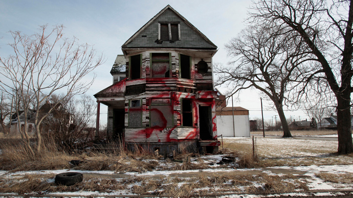Detroit plunges into financial emergency