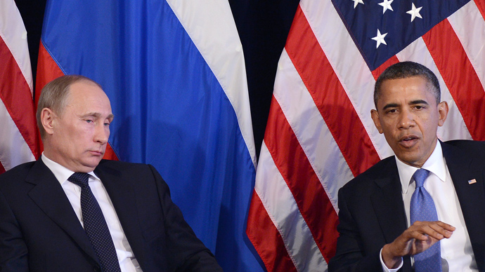 Putin, Obama stress cooperation, pledge to 'avoid deterioration' in relations