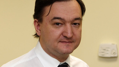 A handout photo provided on Novenber 15, 2010 by Hermitage Capital Management and taken on December 29, 2006 shows Russian lawyer Sergei Magnitsky in Moscow. (AFP Photo/Hermitage Capital Management)