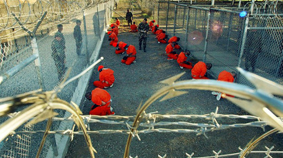 'Nobody else talking about this': Gitmo inmate hunger strike goes on