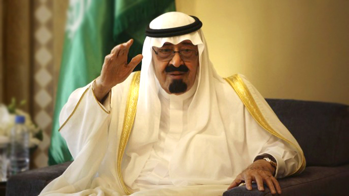 Saudi King Abdullah, who ratified the death sentences of the seven men in February, will now reportedly review them. (AFP Photo / Joseph Eid)