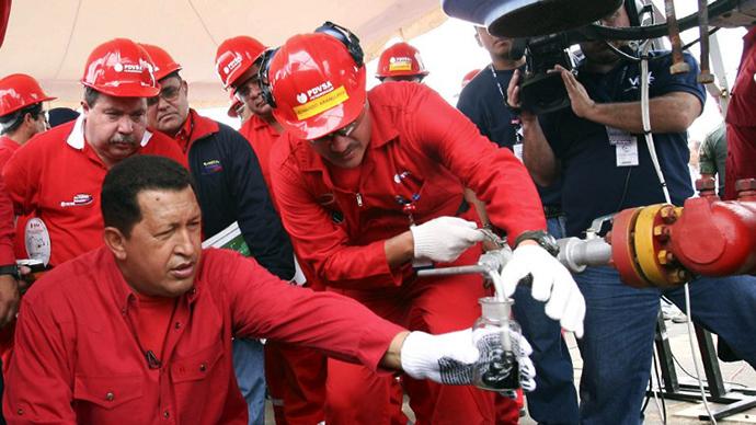 Chavez's death opens oil industry questions for Venezuela