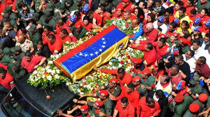 Chavez laid to rest at Venezuelan military museum (PHOTOS, VIDEO)