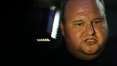 Megaupload founder Kim Dotcom (AFP Photo)