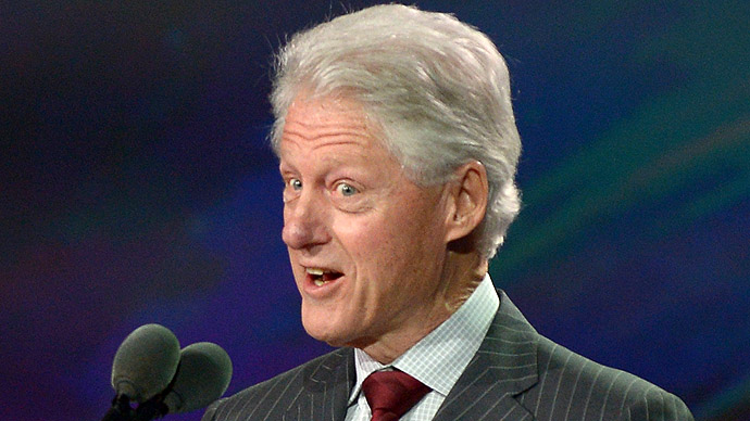 'It was a different time': Clinton calls to scrap his anti-gay DOMA law