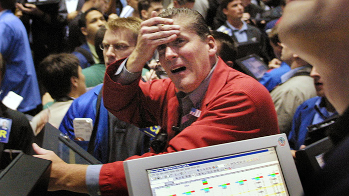 Wall Street disaster plan: Trade without humans