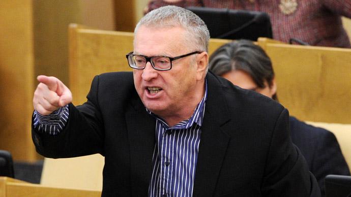 Vladimir Zhirinovsky (RIA Novosti/Vladimir Fedorenko)