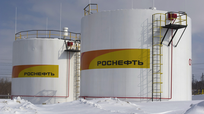 Rosneft steals a march on Gazprom as rival on Russian shelf