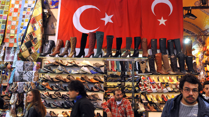 Turkey economic champion of Iraq war