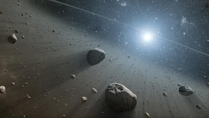 Space watch: Joint asteroid guard to be set up in Russia