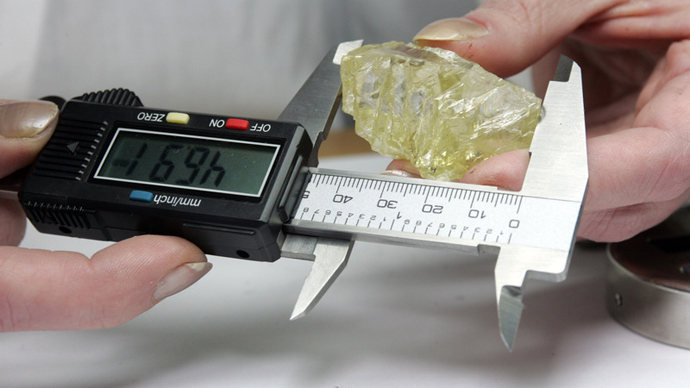 ALROSA tests waters at Sotheby's