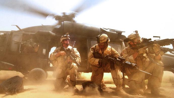 Iraq war cost US more than $2 trillion – study