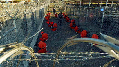 Guantanamo Bay.(Reuters / Stringer)