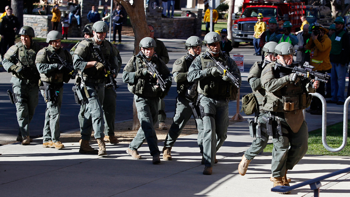 SWATting: a new weapon against journalists