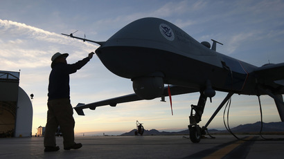 FBI director admits domestic use of drones for surveillance