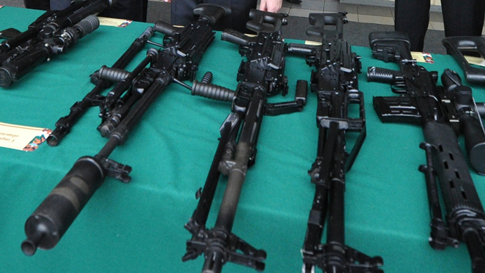 NRA vs UN: Arms Trade Treaty stirs frenzy in US gun lobby