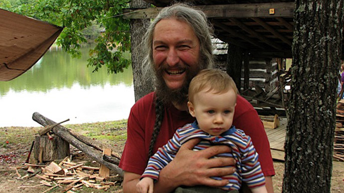 Eustace Conway (Photo from www.coldsplinters.com)