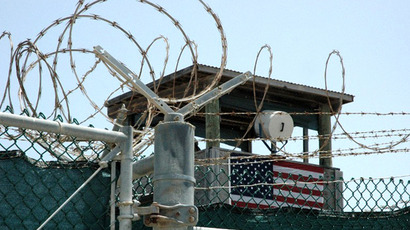 Guantanamo Bay US Naval Base, in Cuba. (AFP Photo / Randall Mikkelsen)