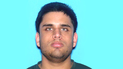 James Seevakumaran is pictured in this handout photo courtesy of The University of Central Florida Police Department. (Reuters)