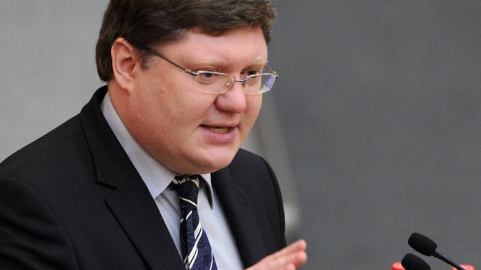Andrei Isayev (RIA Novosti/Vladimir Fedorenko)