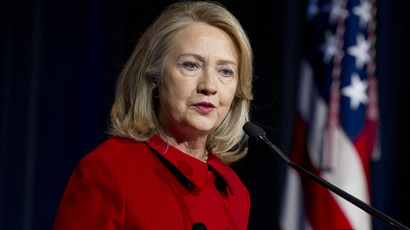 Hillary Clinton (AFP Photo / Saul Loeb)