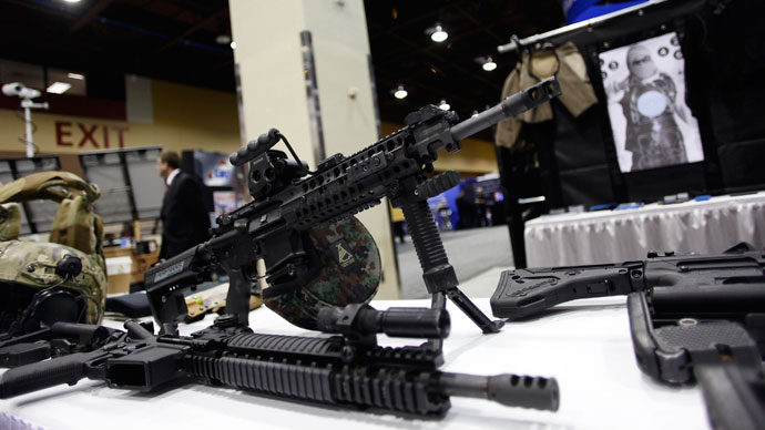Democrats abandon proposed assault weapons ban