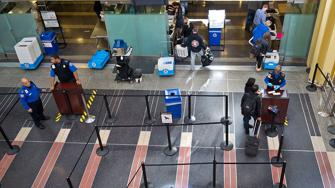 Double-amputee Marine humiliated by TSA