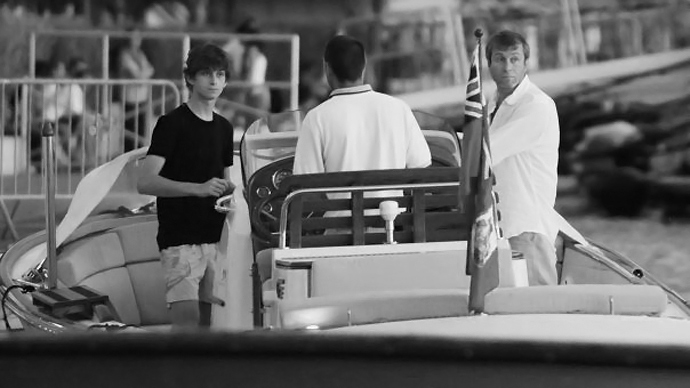 Runs in the family: Billionaire Abramovich's teenage son buys oil field in Siberia