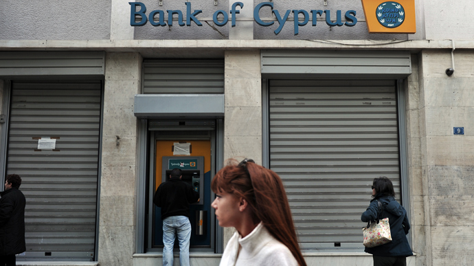 Russian business looks to capitalize on Cyprus bailout