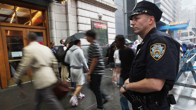 Leaked trial evidence suggests NYPD set arrest quotas