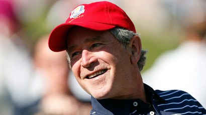 George W. Bush (Jamie Squire / Getty Images / AFP)