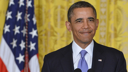 US President Barack Obama (AFP Photo / Jewel Samad)