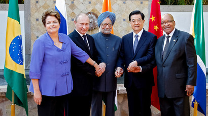 BRICS plan new $50bn bank to rival World Bank and IMF