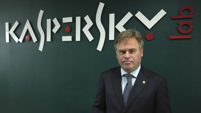 Yevgeny Kaspersky, CEO and co-founder of Kaspersky Lab.(RIA Novosti / Sergey Guneev)