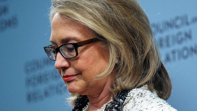 Hillary Clinton. (AFP Photo/Mandel Ngan)