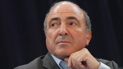 Boris Berezovsky (AFP Photo)