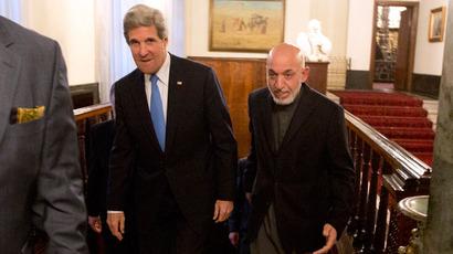 US might keep Bagram secret prison detainees even after end of Afghan War