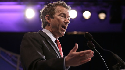 U.S. Senator Rand Paul (AFP Photo / Alex Wong)