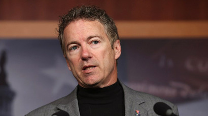 United States Senator Rand Paul (R-Kentucky). (AFP Photo / Chip Somodevilla)