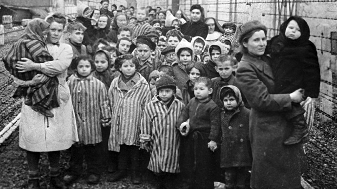 Russian court acquits politician of humiliating former child inmates of Nazi concentration camps