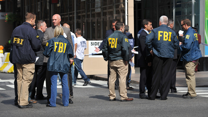 FBI to monitor online chats in real-time by 2014 — RT America Real Fbi Agent