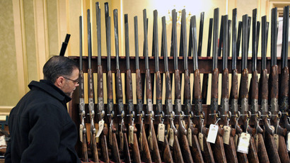 Senate rejects attempt to expand background checks on firearm sales