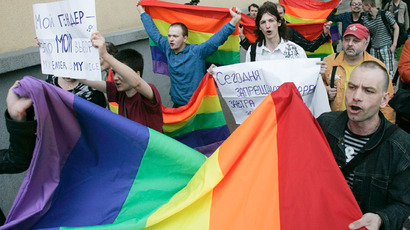 Duma gives final approval to same sex couples adoptions ban